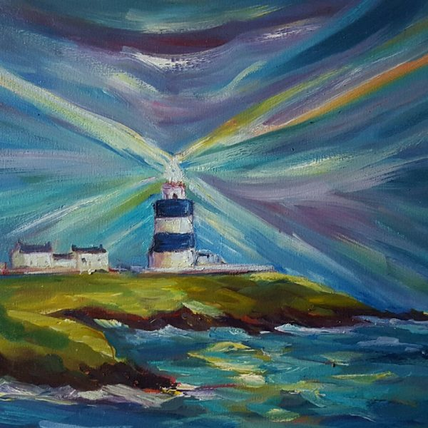 The Lights of Hook Head Lighthouse