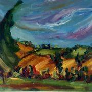 Golden Fields of Late Summer