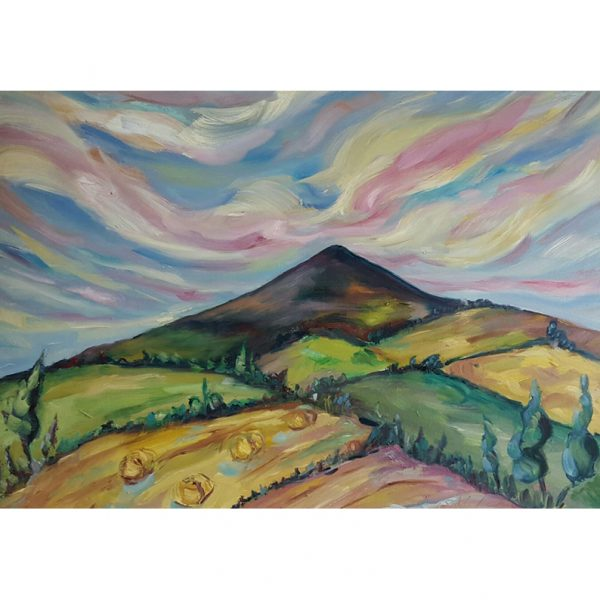 The Harvest Fields of Croghan
