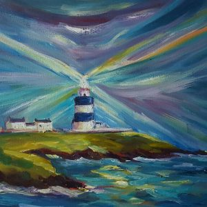The Lights of Hook Head Lighthouse