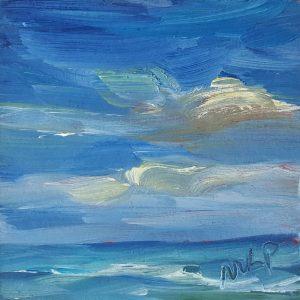 The big Blue horizon - sea and sky 1