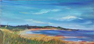 Sunshine beach - Summer on Curracloe Beach ,Co.Wexford Ireland