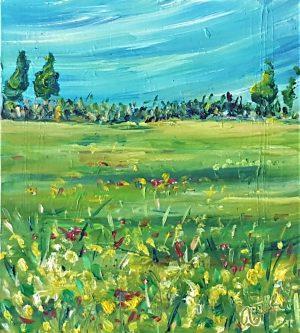 Summer Meadow Daze