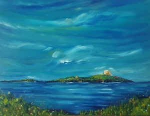 Summer Remembered on Dalkey Island