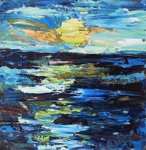 Sunrise Seas
