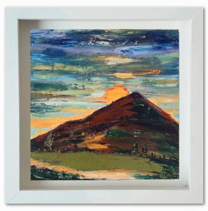 The Sugarloaf - Sunset Mountain
