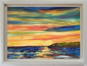 Sunset Headland